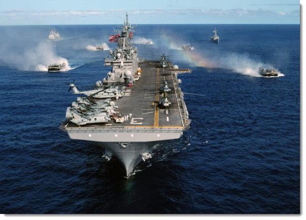 Cận cảnh 'ngựa thồ' khổng lồ chuyên chở lính Mỹ tham chiến