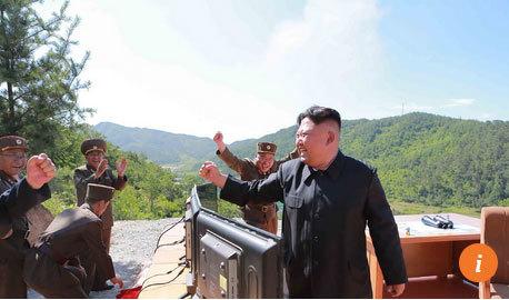 Bí mật sau tiến bộ vượt bậc về tên lửa của Triều Tiên