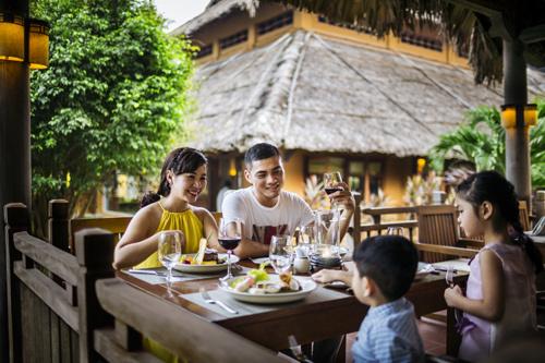 Làng Bắc Bộ 5 sao tuyệt đẹp ở Ninh Bình