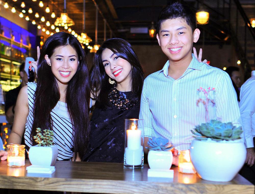 Em chồng Hà Tăng xuất hiện trong 'Hội con nhà giàu' Việt Nam trên báo Mỹ