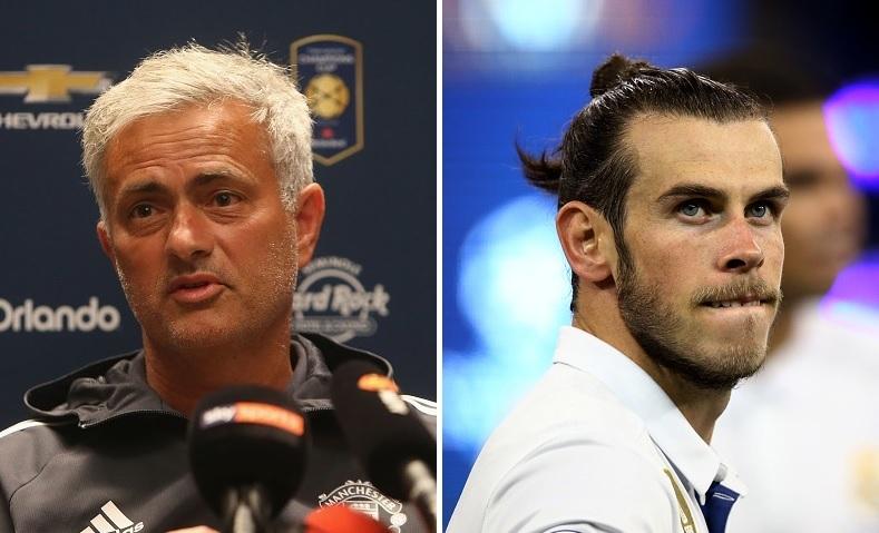 MU chờ ký Verratti, Mourinho thả tim Bale