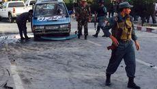 Đánh bom liều chết ở Kabul, thương vong lớn