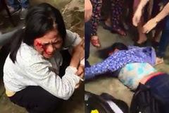Triệu tập nhiều đối tượng hành hung 2 phụ nữ bán tăm