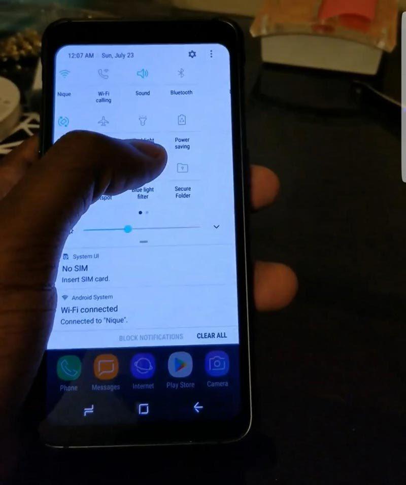 Hình ảnh đầu tiên về phiên bản siêu bền của Galaxy S8