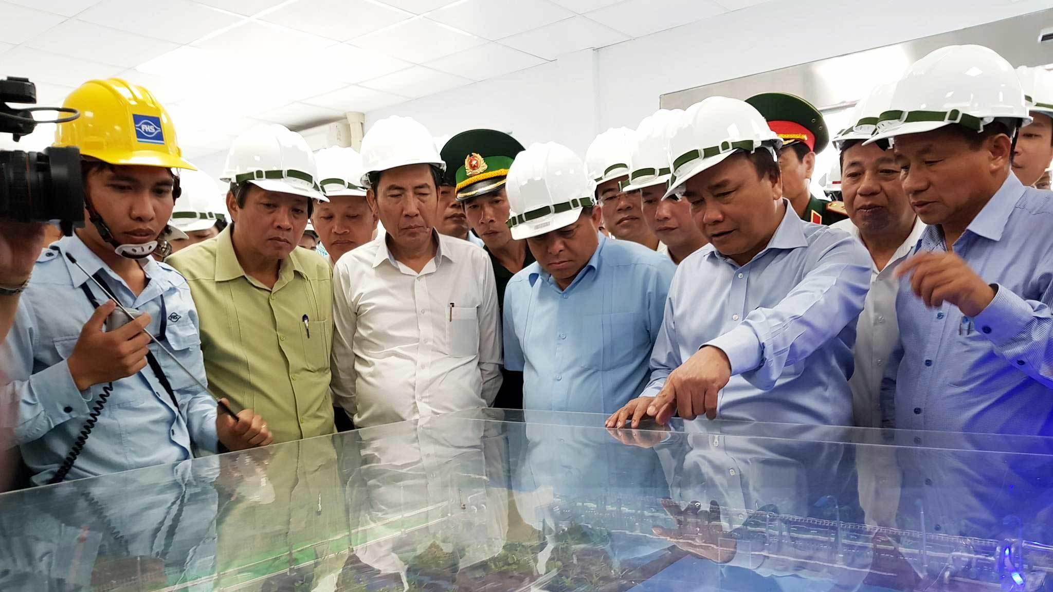 Thủ tướng: Tôi tin Formosa không để phải đóng cửa nhà máy