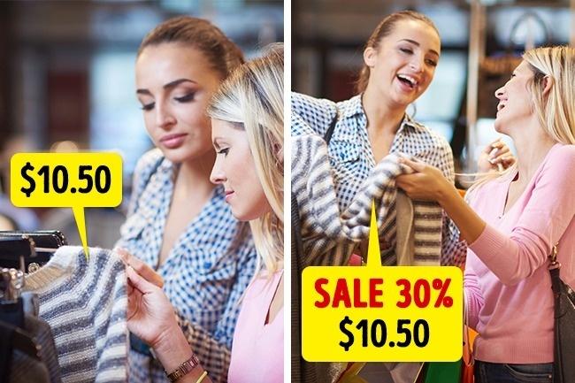 Những thủ thuật bán lẻ khiến bạn mua hớ mà không hề biết
