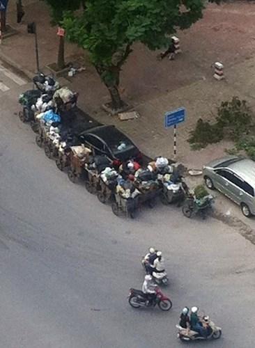 Những kiểu đỗ xe bá đạo chỉ có ở Việt Nam