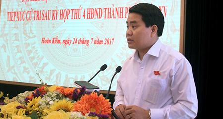 Bộ ngành di dời, Hà Nội chưa thu được khu đất nào