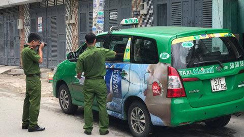 Tài xế 'taxi công nghệ' nã súng vào taxi Mai Linh