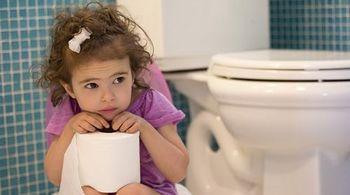 Phương pháp khắc phục bệnh táo bón ở trẻ em