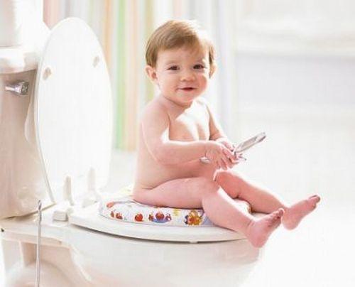 Những thói quen xấu nào dễ gây táo bón ở trẻ em?