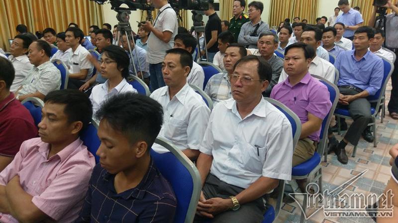 Tháng 8 xét xử nhiều nguyên lãnh đạo xã Đồng Tâm