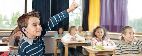Chăm sóc và giáo dục cho trẻ bị bệnh khiếm thính