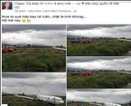 Phạt đến 20 triệu vụ tung tin máy bay rơi ở Nội Bài