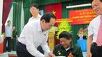 Chủ tịch nước: Thấm nhuần đạo lý 'Uống nước nhớ nguồn'