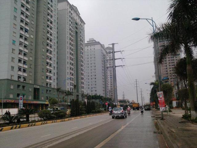 thanh tra đất đai, dự án Kim Văn Kim Lũ, thanh tra dự án trên đất vàng Hà Nội
