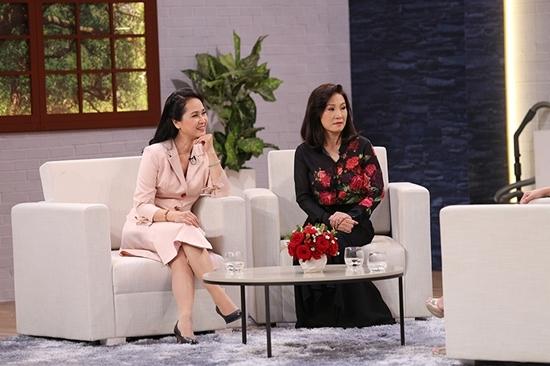 NSND Lan Hương nạt nộ Bảo Thanh ngay trên truyền hình