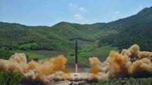 Triều Tiên lại cấp tập chuẩn bị thử tên lửa đạn đạo?