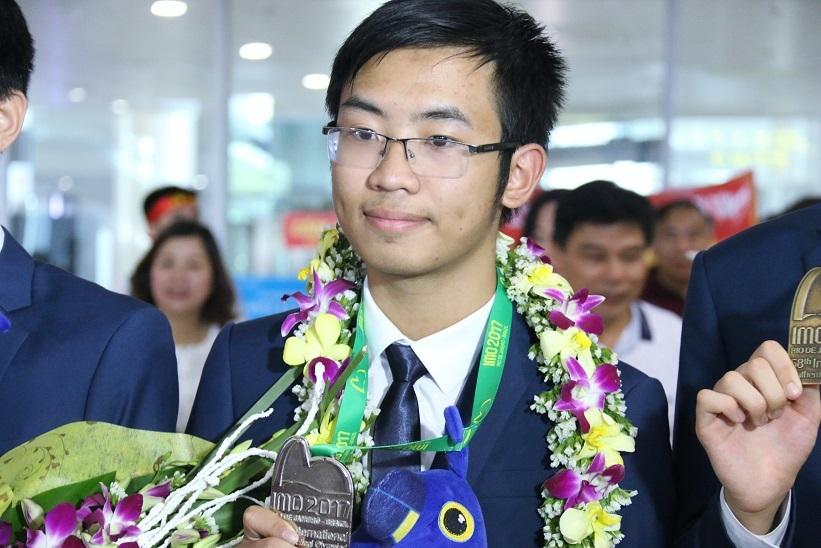 Olympic Toán học quốc tế, Olympic