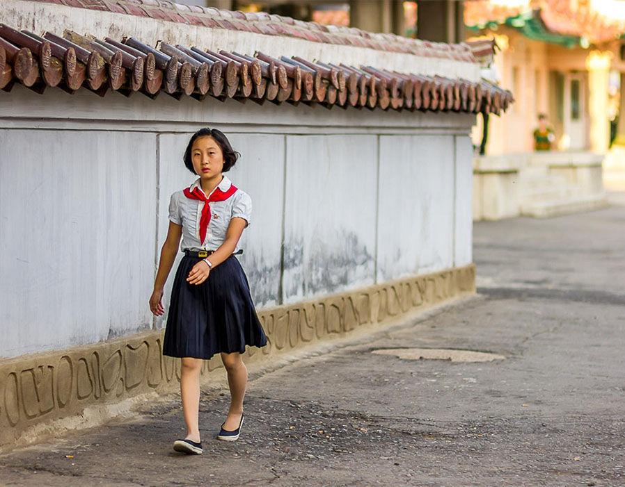 Những hình ảnh rực rỡ, đầy chân thực về Triều Tiên