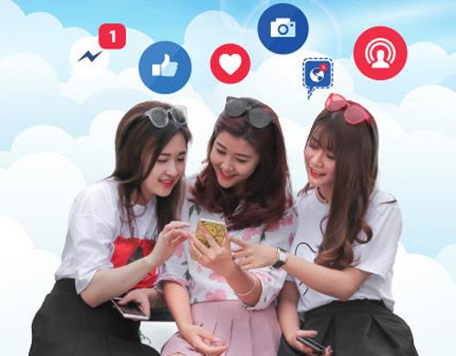 Cơ hội lướt Facebook, xem Youtube miễn phí data tốc độ cao