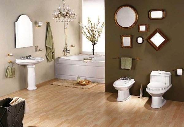 Thiết kế phòng tắm theo phong thủy, những điều gia chủ nên biết