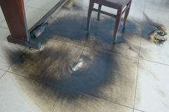 Lời khai kẻ ném bom xăng vào hội trường Thành ủy Vũng Tàu