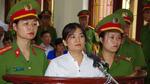 Tuyên phạt Trần Thị Nga 9 năm tù về tội tuyên truyền chống Nhà nước