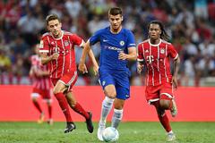 Morata ra mắt, Chelsea thua tan nát trước Bayern