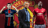 MU mua Verratti: Mourinho tìm Pirlo cho Pogba