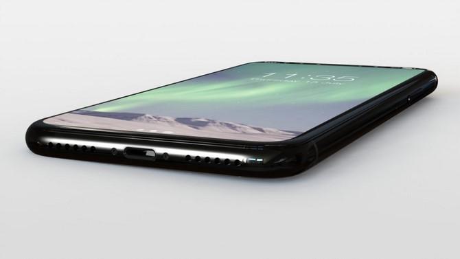 Thiết kế chính thức của iPhone 8 lộ diện?