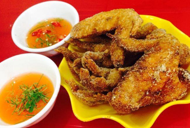 Đồ ăn vặt từ gà khiến thực khách mê mẩn