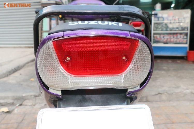 Cận cảnh Suzuki 'xì po' đời 99 giá 200 triệu tại VN