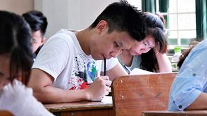 Hơn 2700 thí sinh điều chỉnh nguyện vọng sai lỡ cơ hội vào trường yêu thích