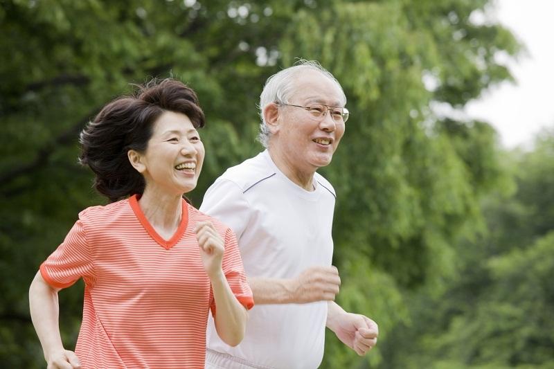 'Chìa khóa' giúp người cao tuổi sống vui khỏe