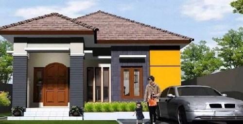 nhà đẹp,mẫu nhà 1 tầng đẹp,mẫu nhà hiện đại 500 triệu,mẫu nhà đẹp