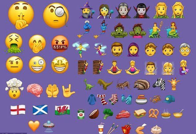 Apple bị chê trách vì emoji khủng long bạo chúa