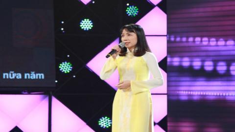 Câu chuyện cảm động của người mẹ đơn thân Trương Thị Gấm