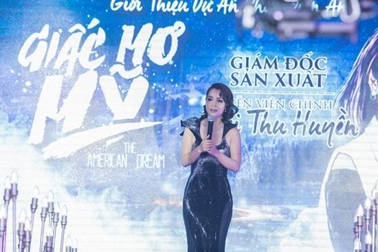 Mai Thu Huyền cùng Bình Minh thực hiện 'Giấc mơ Mỹ'