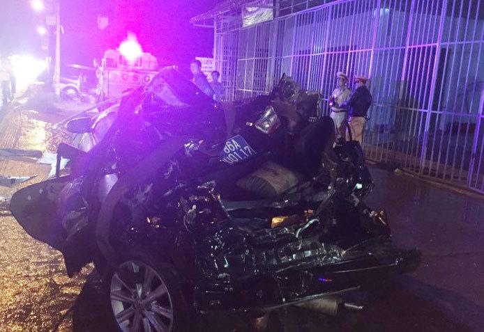 tại nạn giao thông,Bình Thuận,tai nạn chết người