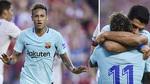 Neymar rực sáng, Barca cắt đứt mạch thắng của MU