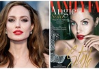 Angelina Jolie bị liệt cơ mặt, tăng huyết áp sau chia tay Brad Pitt