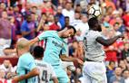 Video bàn thắng MU 0-1 Barcelona