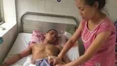 Gặp tai nạn nghiêm trọng, đôi vợ chồng trẻ lâm vào ngõ cụt