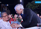 Lãnh đạo Đảng, Nhà nước xúc động dự cầu truyền hình đặc biệt