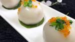 Bánh ít trần nhân tôm - đặc sản đúng vị 'xứ Nẫu' Phú Yên