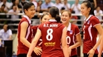Lịch thi đấu cúp bóng chuyền nữ châu Á 2017