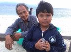 Ấp nở thành công, thả về biển Hòn Cau hơn 100 rùa biển
