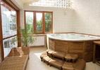 """Phòng tắm kiểu Nhật: Đơn giản mà cực """"chất"""""""