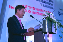Mạng 4G đã phủ sóng tới 95% dân số Việt Nam